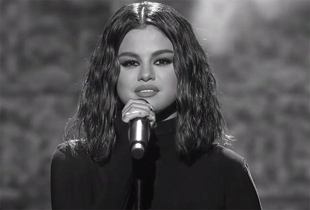 Selena Gomez sufrió un ataque de pánico minutos antes de subir al escenario de los AMA's