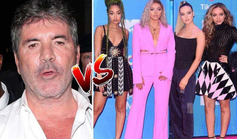 Simon Cowell piensa lanzar un nuevo concurso de talentos para competir contra Little Mix