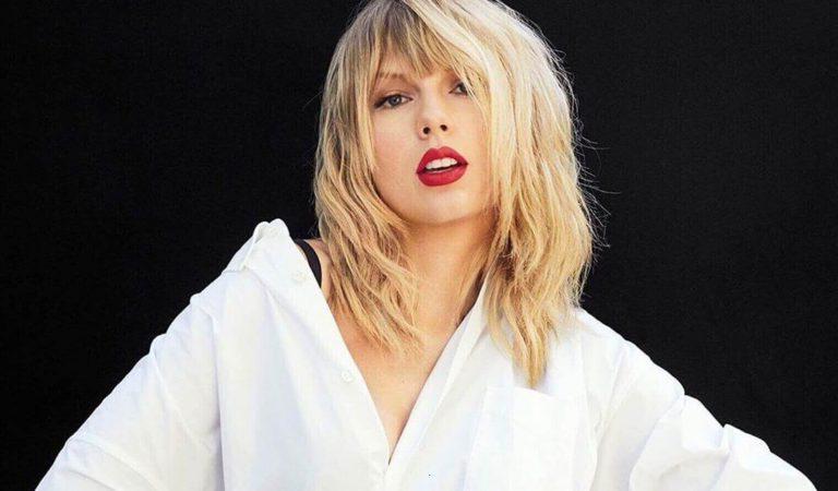 Taylor Swift da el discurso más poderoso de su carrera como artista de la década