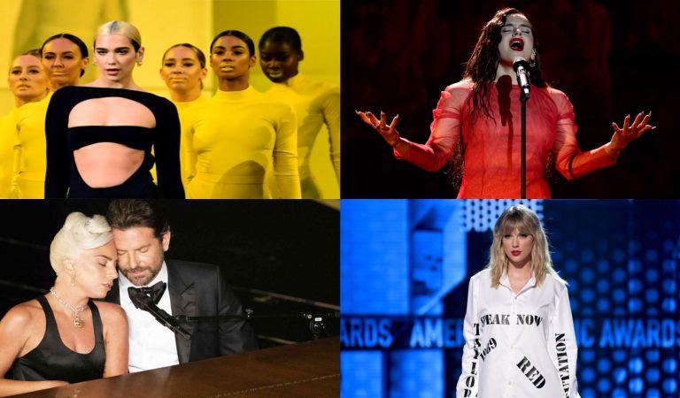 Las mejores presentaciones musicales del año 2019