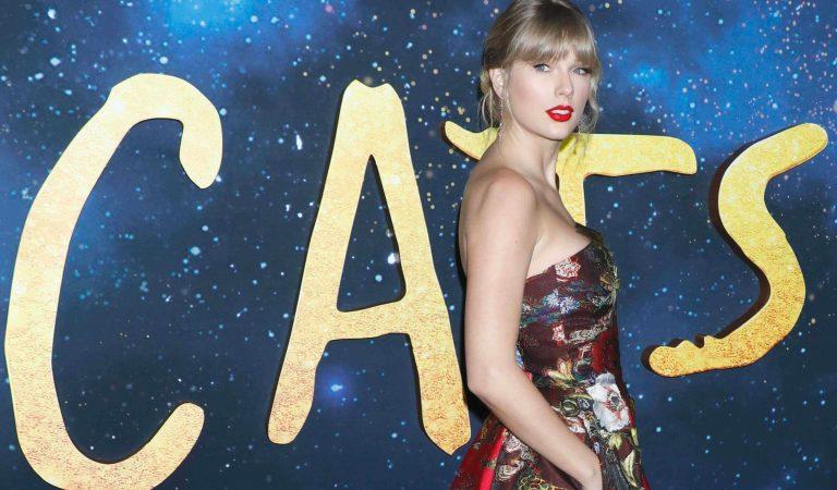 Taylor Swift dice no arrepentirse de su papel en la película 'Cats'