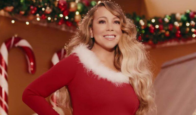 Mariah Carey dice que la navidad es su terapia para superar su difícil infancia