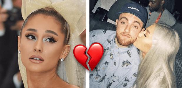 Ariana Grande comparte sentimental video de Mac Miller y entristece a sus fans