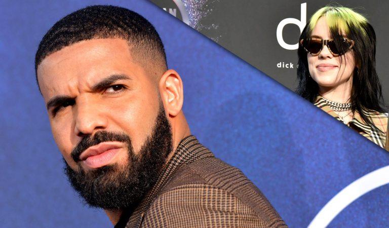 Drake responde a las acusaciones de pretender algo más con Billie Eilish: 'No soy Michael Jackson'