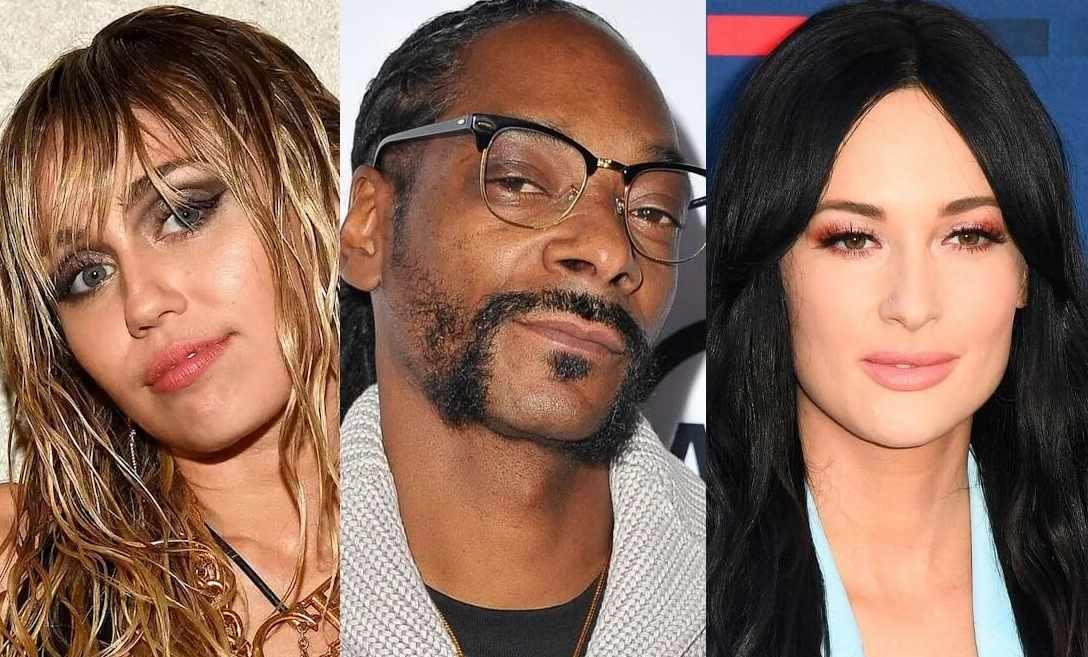 Miley Cyrus, Snoop Dogg, Kacey Musgraves y otros artistas celebran el 4/20