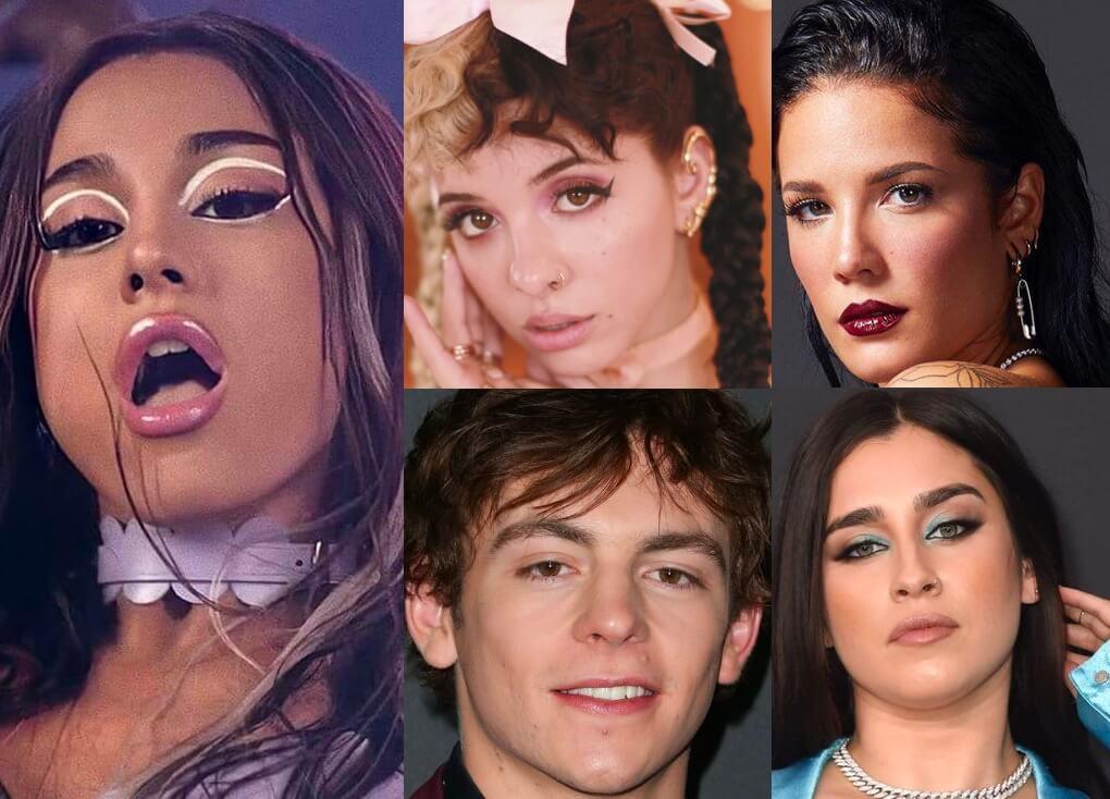 Ariana Grande, Halsey y otros artistas salen a las calles a protestar contra el racismo