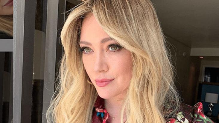 Hilary Duff habla sobre la conspiración de tráfico sexual