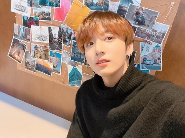 Jungkook, miembro de BTS, se hace la prueba de Covid-19