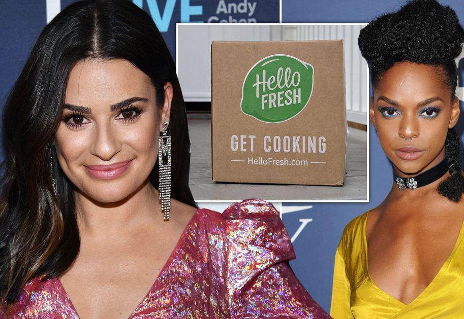 Lea Michele pierde contrato millonario tras ser expuesta como racista por el cast de Glee
