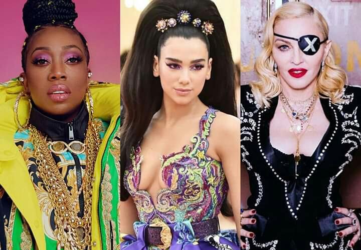 """Dua Lipa anuncia un remix de """"Levitating"""" con Madonna y Missy Elliot"""