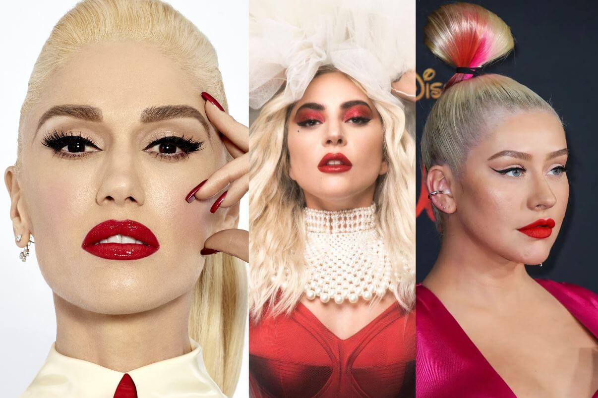 Gwen Stefani dice que siempre la confunden con Lady Gaga y Christina Aguilera