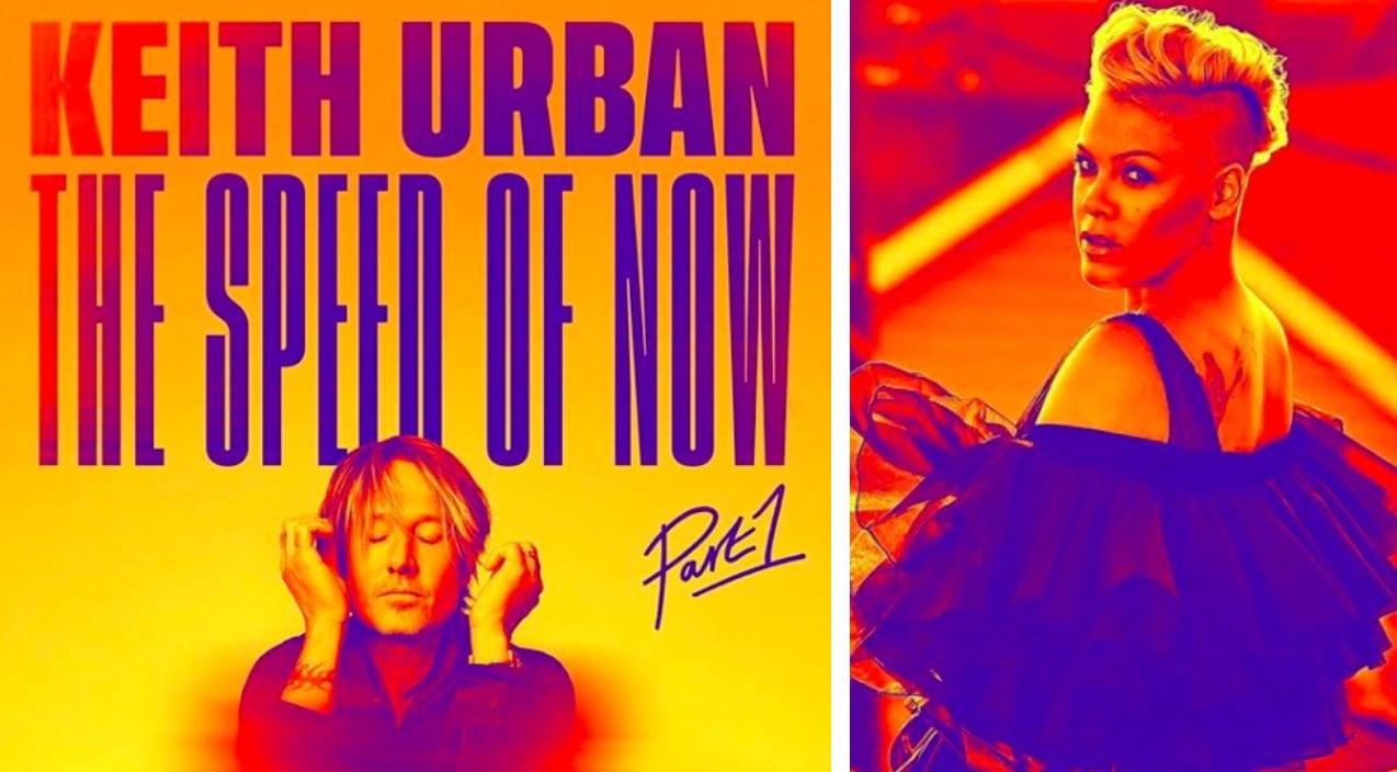 Pink y Keith Urban se unen en otra colaboración para la música country