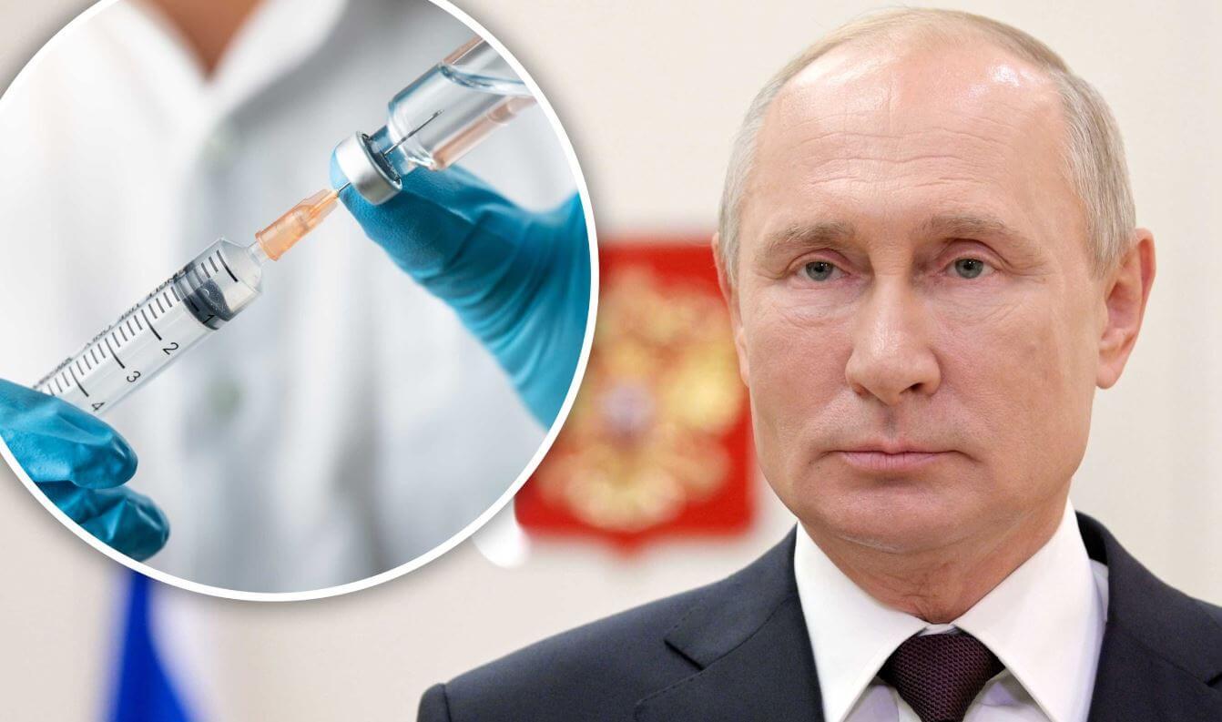 Rusia ha desarrollado la vacuna contra el COVID-19 revela Vladimir Putin y se llama Sputnik-V