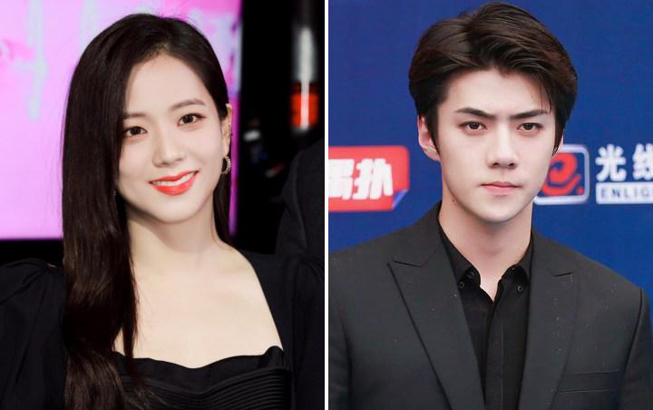 Jisoo de BLACKPINK y Sehun de EXO unen fuerzas en el proyecto digital para 'Pasha de Cartier'