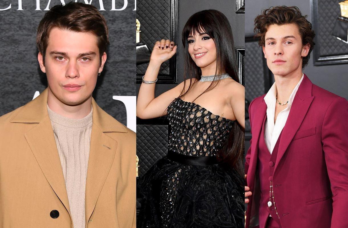 Camila Cabello y Nicholas Galitzine al parecer son novios y Shawn Mendes queda en el pasado