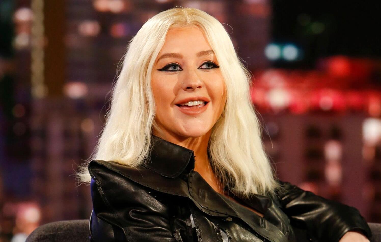 "Christina Aguilera responde a las críticas sobre su peso: ""No voy a hacer dieta, supérenlo"""