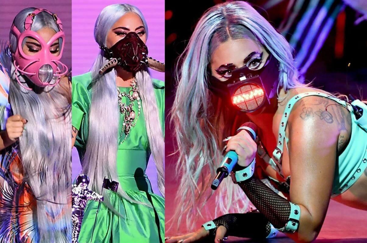 Director General de la OMS felicita a Lady Gaga por alentar el uso del cubrebocas