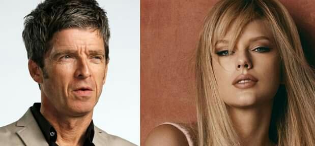 """Noel Gallagher, vocalista de Oasis cataloga a Ed Sheeran y Taylor Swift como """"artistas insipidos"""""""