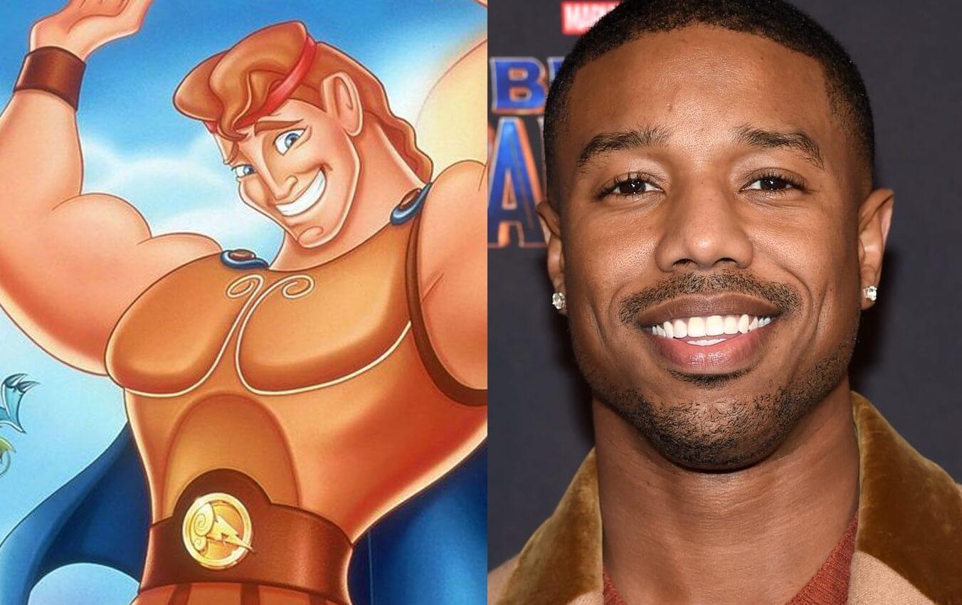 Michael B. Jordan podría interpretar a Hércules en el live-action de Disney