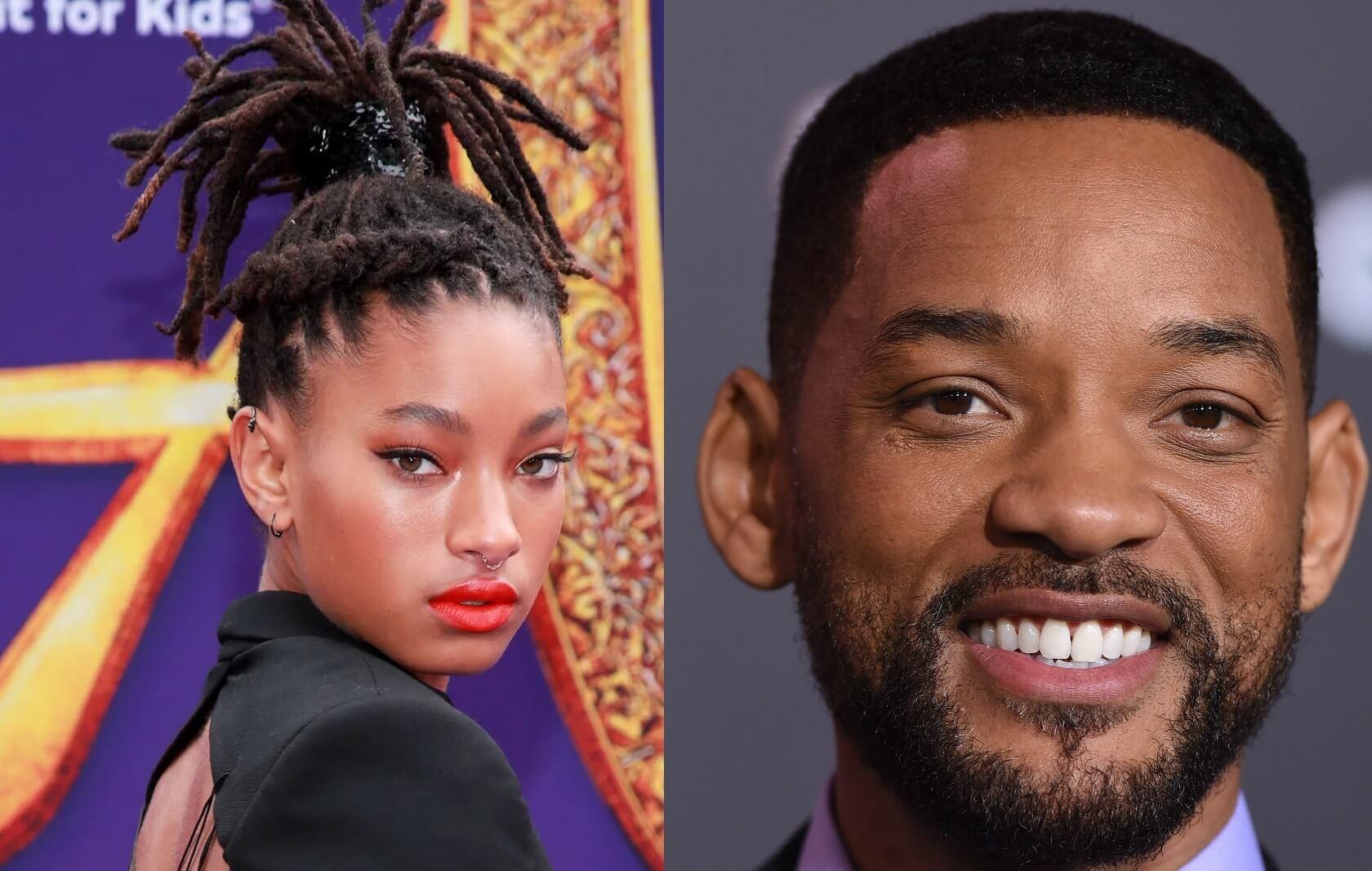 Willow Smith reveló que su padre Will Smith la obligó a hacerse famosa: 'Él era tan duro'