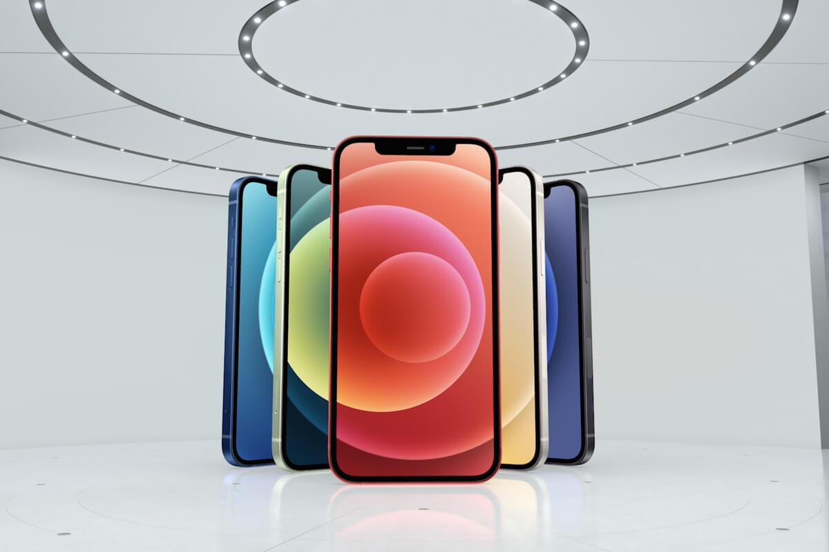 Apple presenta su nueva línea de iPhone 12, una nueva era con 5G