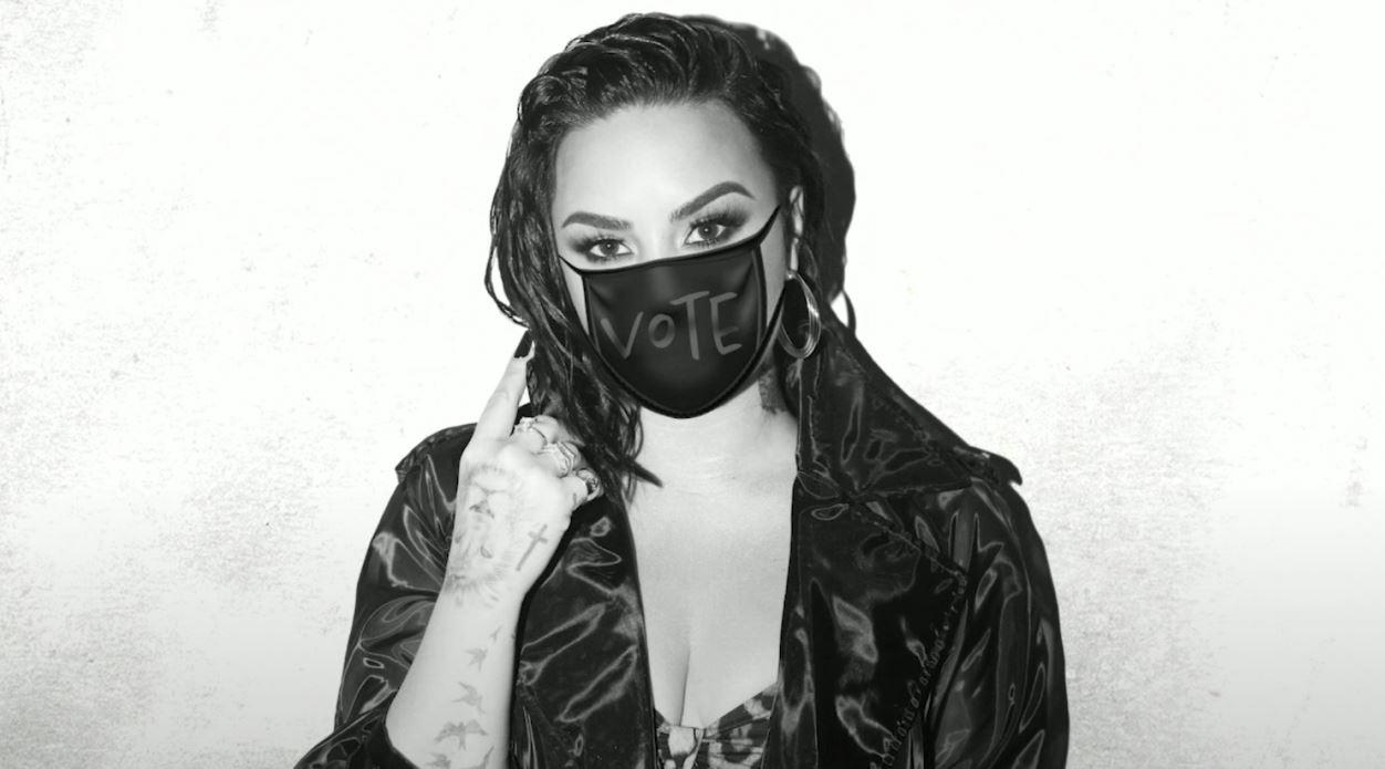 Censuran presentación de Demi Lovato en los premios Billboard por fuerte mensaje político