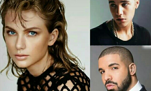 Taylor Swift, Justin Bieber y Drake, en la disputa por el Super Bowl 2021