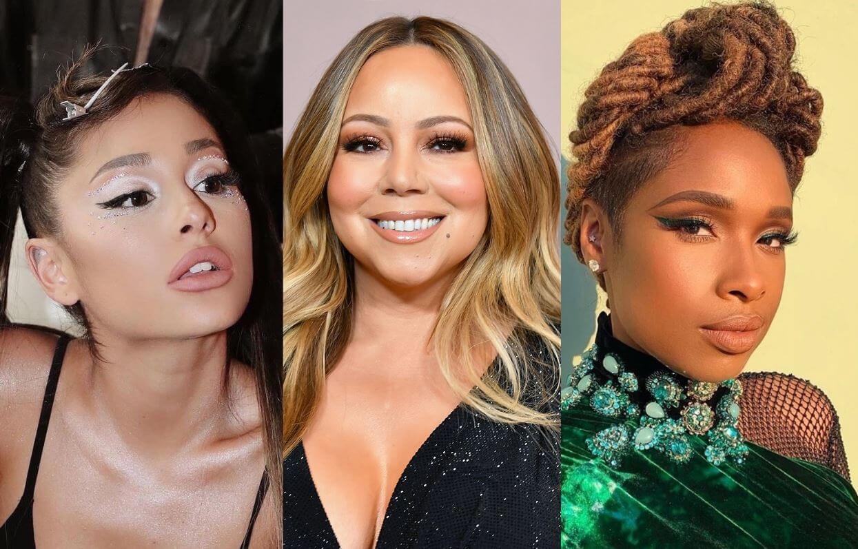 Mariah Carey da pistas de colaboración con Ariana Grande y Jennifer Hudson para navidad