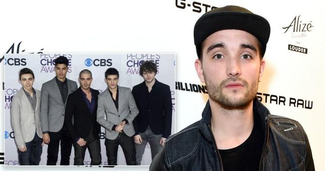 Tom Parker, integrante de The Wanted, ha sido diagnosticado con un tumor cerebral inoperable
