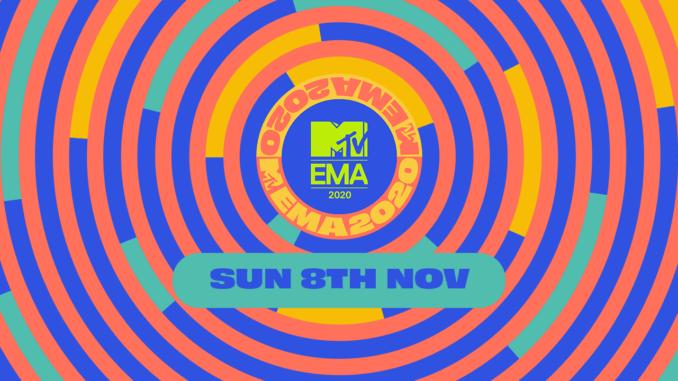 Los nominados a los MTV EMAs 2020 ya han sido revelados, conoce la lista completa