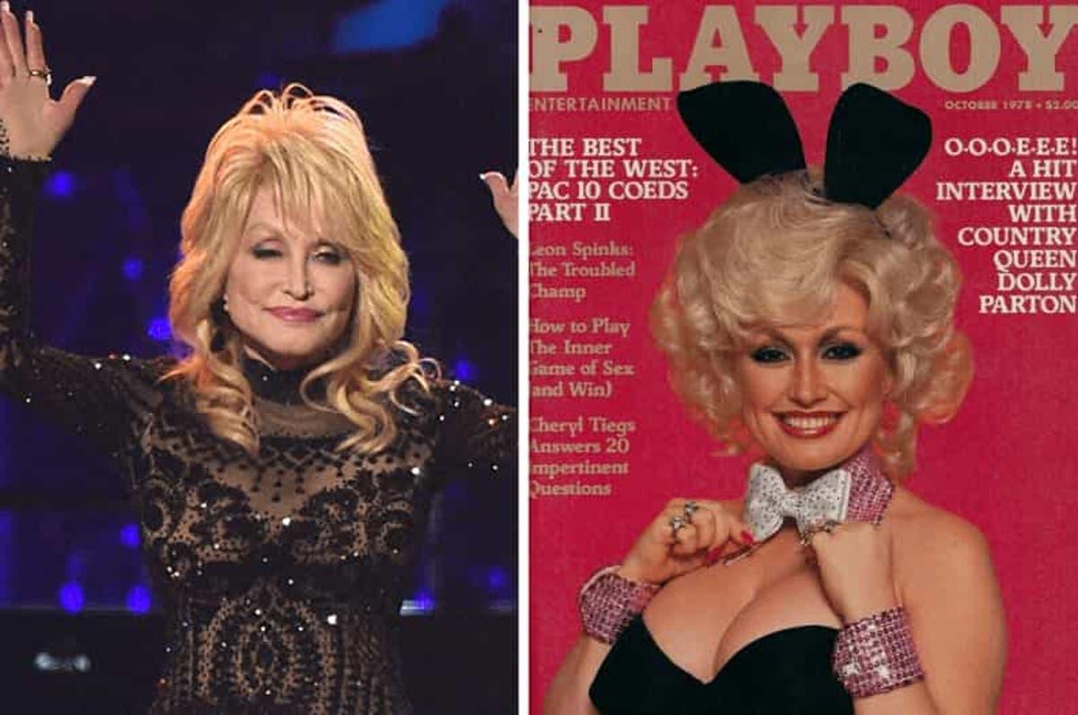 Dolly Parton podría ser la portada de Playboy para celebrar su cumpleaños número 75