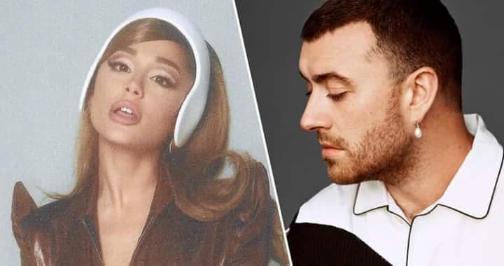 Ariana Grande y Sam Smith; en la batalla por los charts del Reino Unido en ésta semana