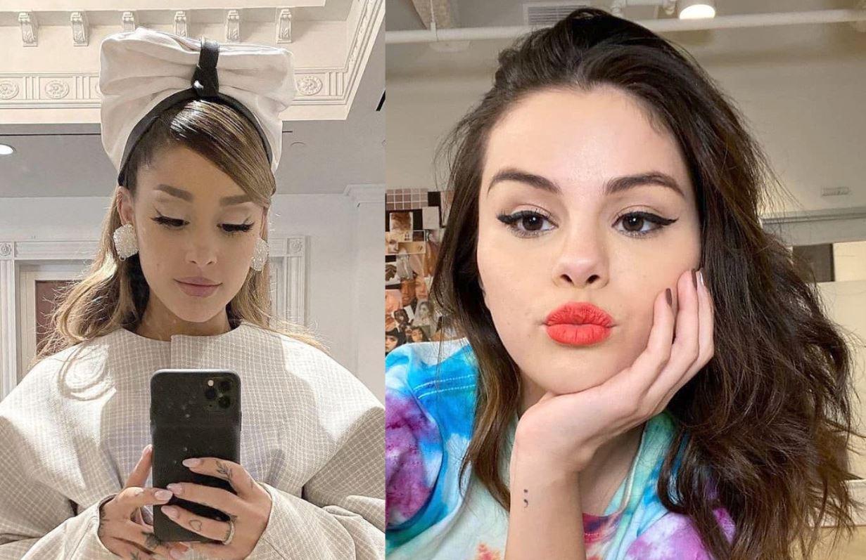 Luego de comprometerse, la gente piensa que Ariana Grande será cuñada de Selena Gomez