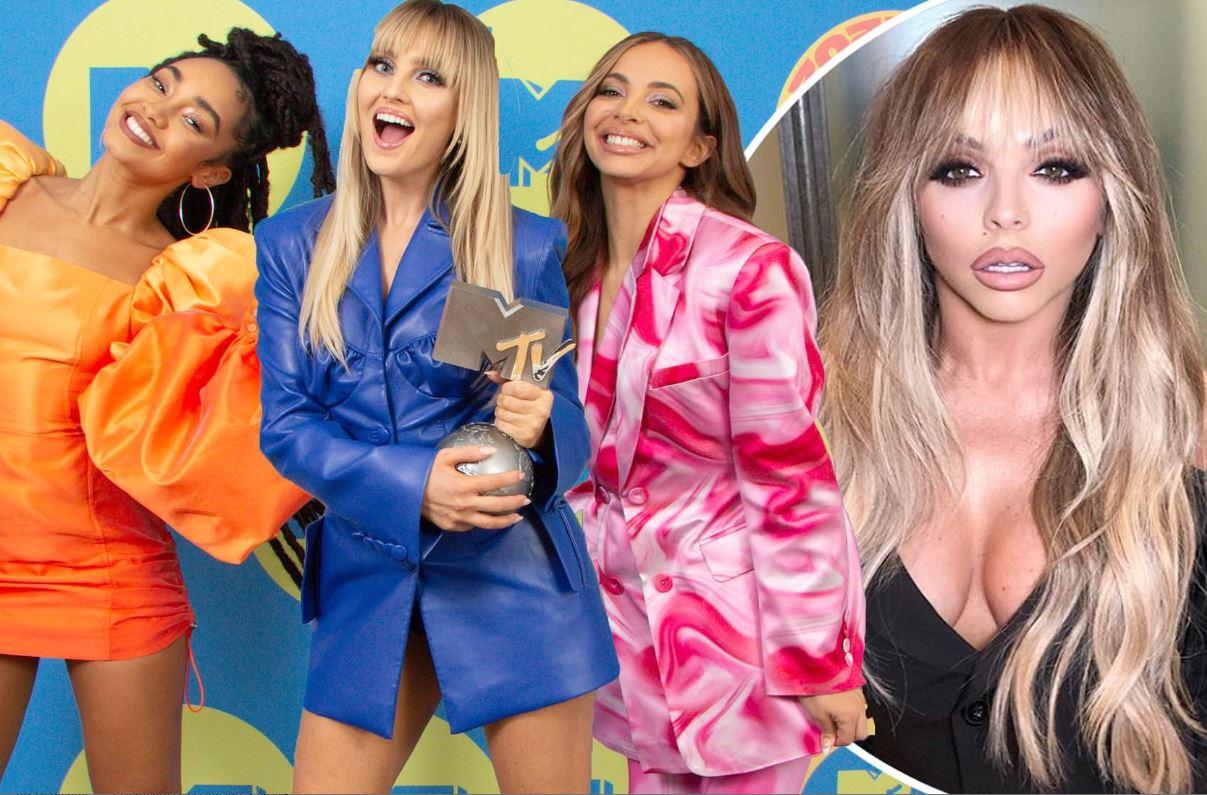 Las chicas de Little Mix rompen el silencio y hablan sobre la salida de Jesy nelson de la banda