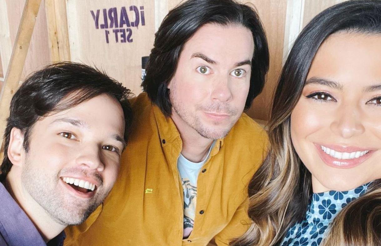 Elenco original de 'iCarly' inicia grabaciones para el reebot de la exitosa serie