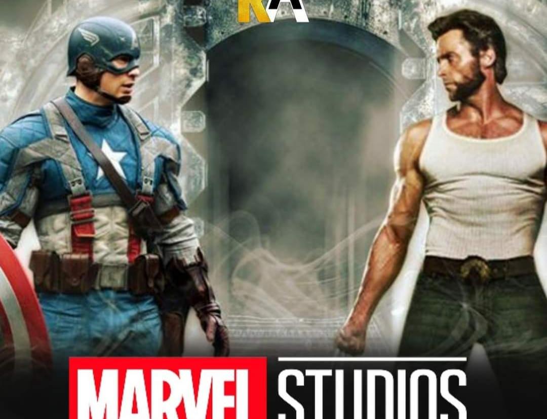 ¡CONFIRMADO! Marvel hará una película de Captain América y Wolverine en la Segunda Guerra Mundial