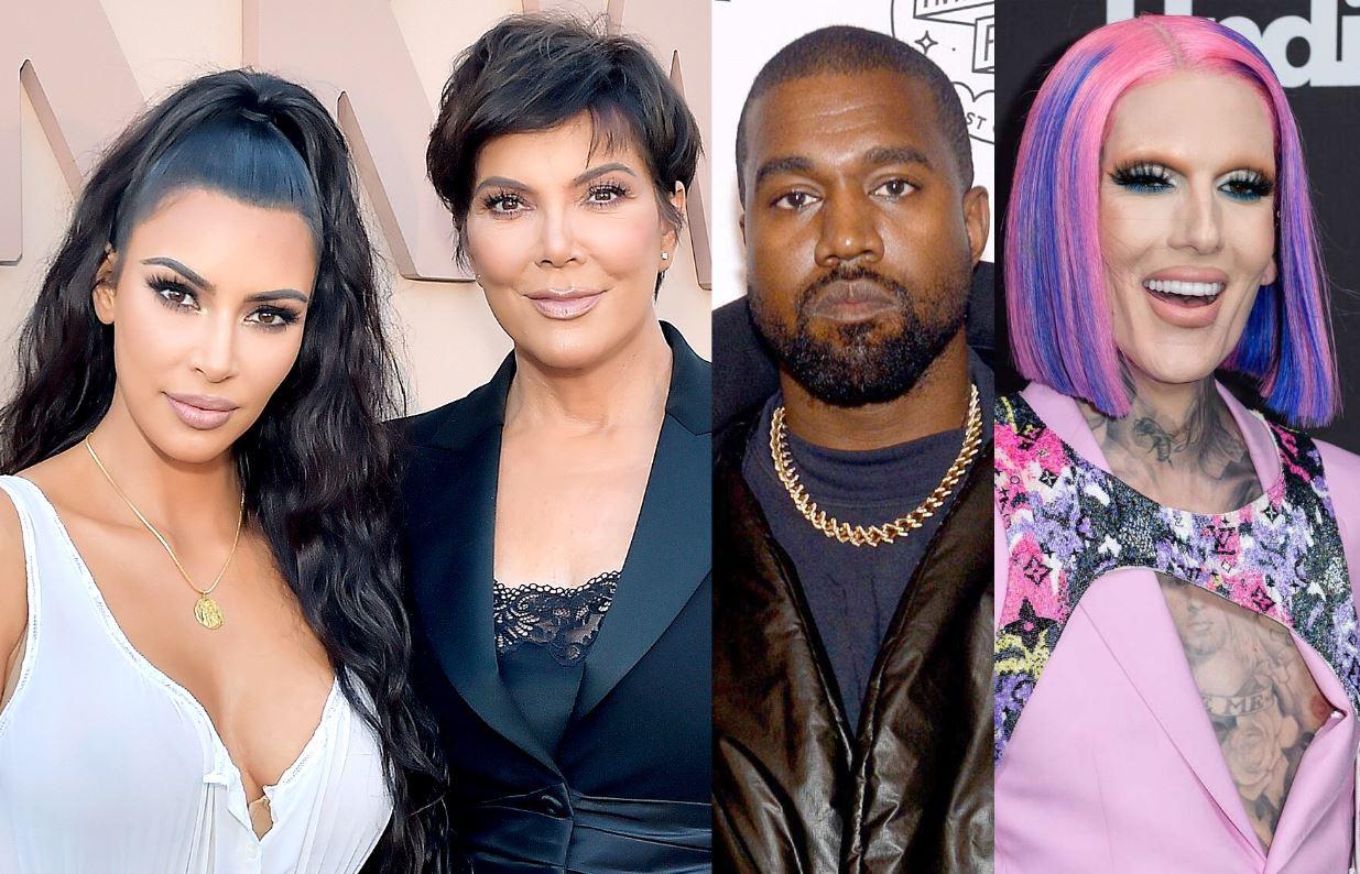 Kris Jenner fue la que filtró el amorío de Kanye West y Jeffree Star por el bien de su hija Kim Kardashian afirman seguidores