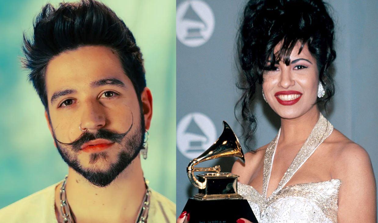 Camilo afirma no saber quién fue Selena Quintanilla 'no sé de ella, pero sí de Evaluna'