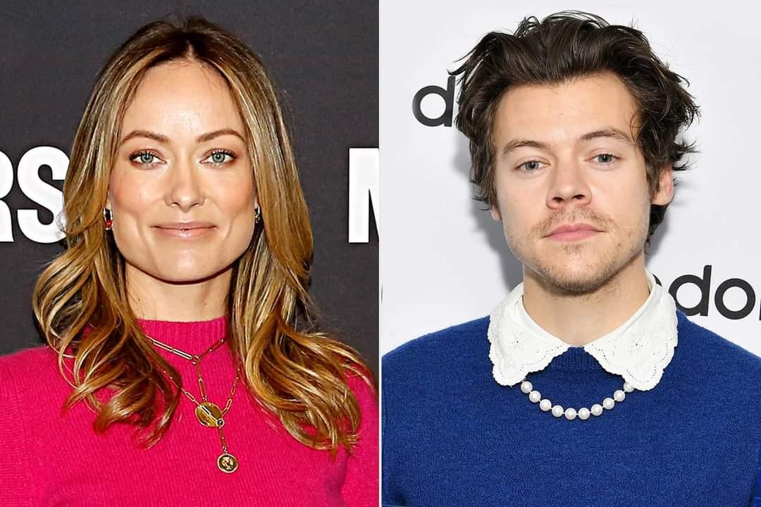 Olivia Wilde y Harry Styles están viviendo juntos y se han comprometido, reporta People