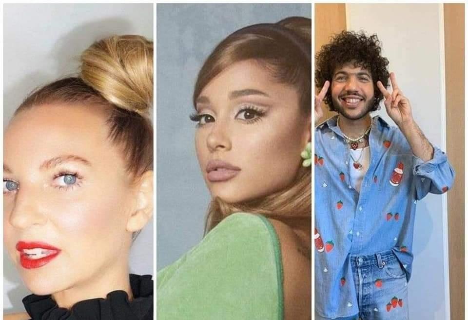 Sitio web de Benny Blanco confirma colaboración entre Ariana Grande, Sia, The Weeknd y Adam Levine