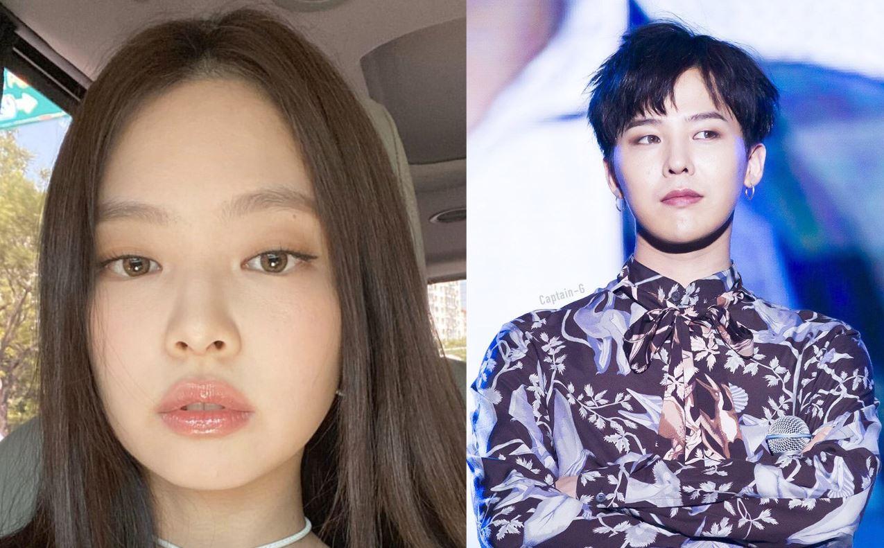 Jennie de BLACKPINK y G-Dragon de Big Bang tienen una relación romántica reporta Dispatch