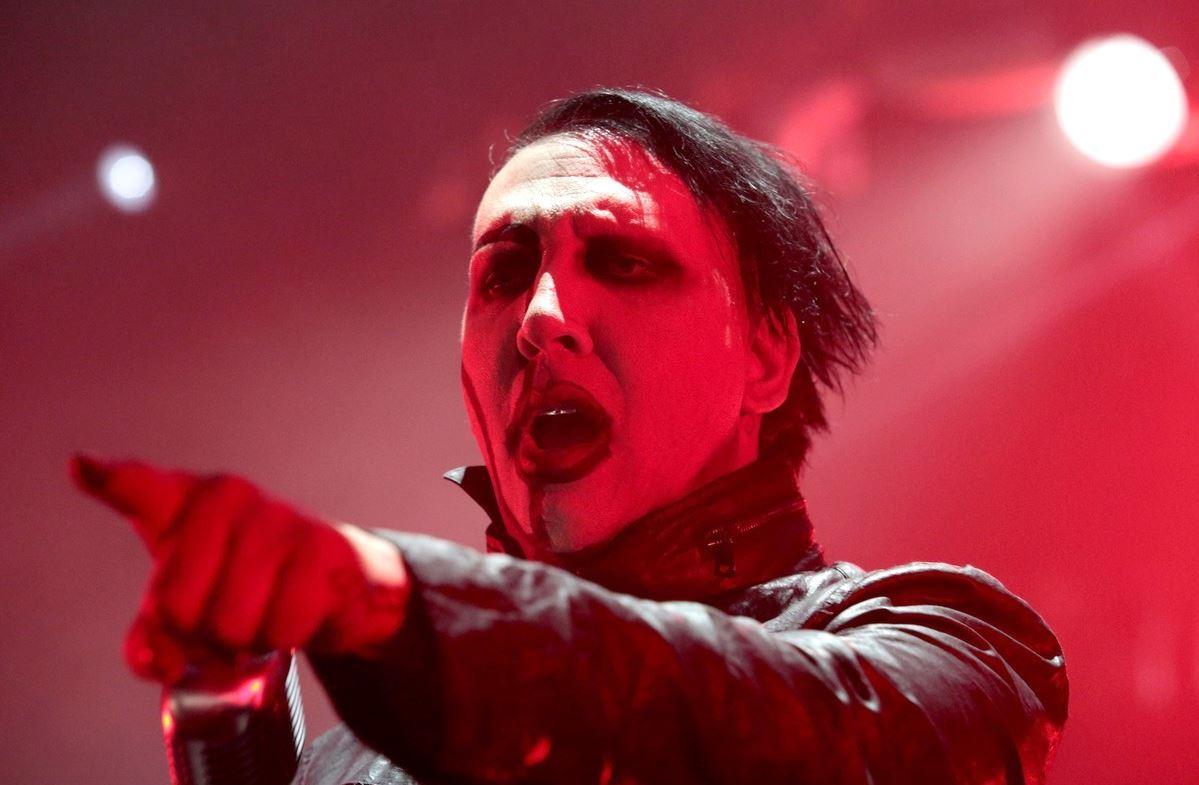 Marilyn Manson es despedido de su disquera tras ser acusado de abuso y maltrato físico por sus exparejas