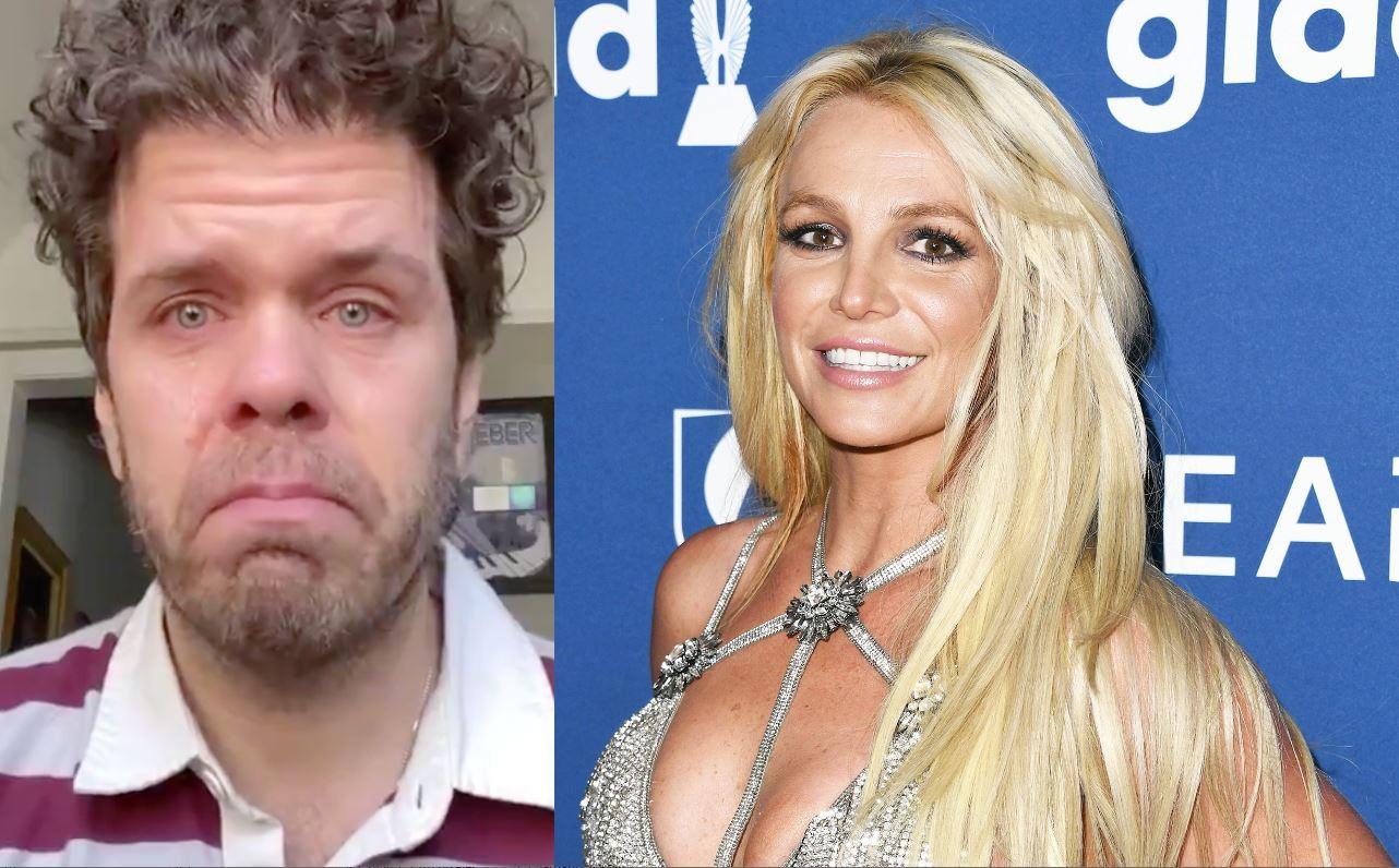 Perez Hilton le pide perdón a Britney Spears por acosarla y burlarse de su salud mental en el pasado