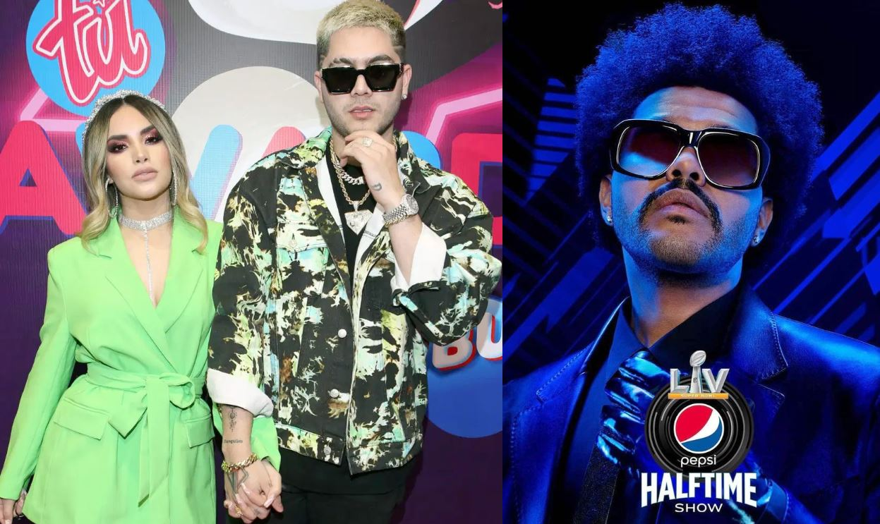 Se confirma que Juan de Dios Pantoja y Kimberly Loaiza NO se presentarán en el Super Bowl junto a The Weeknd
