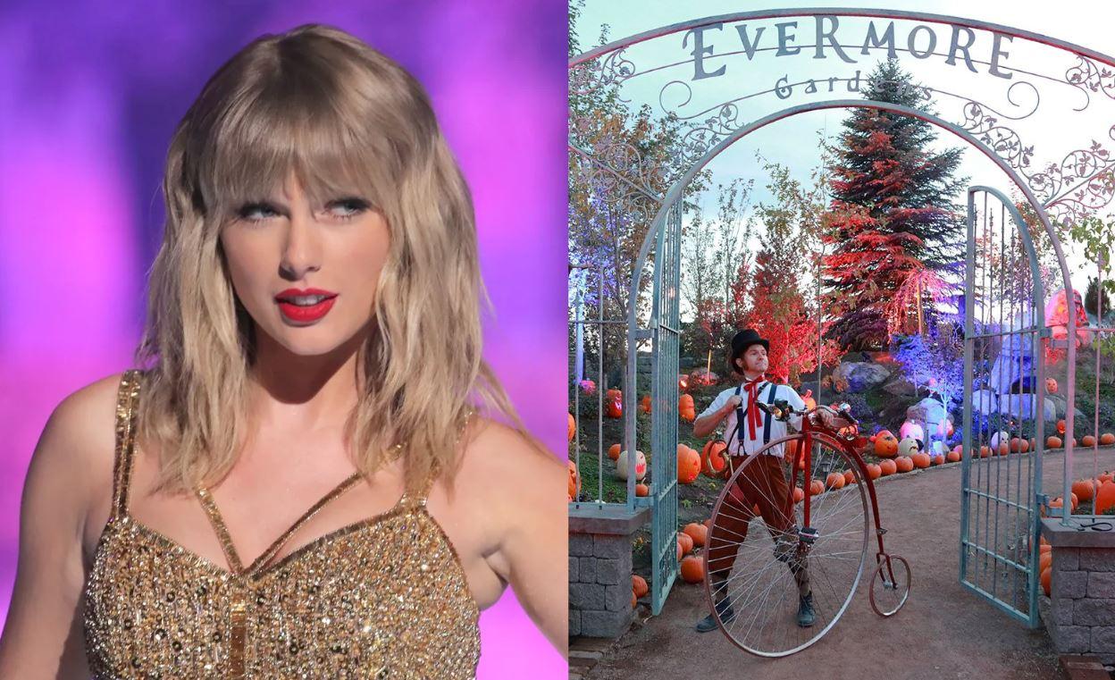 Taylor Swift contrademanda al parque temático 'Evermore' por usar sus canciones sin licencia