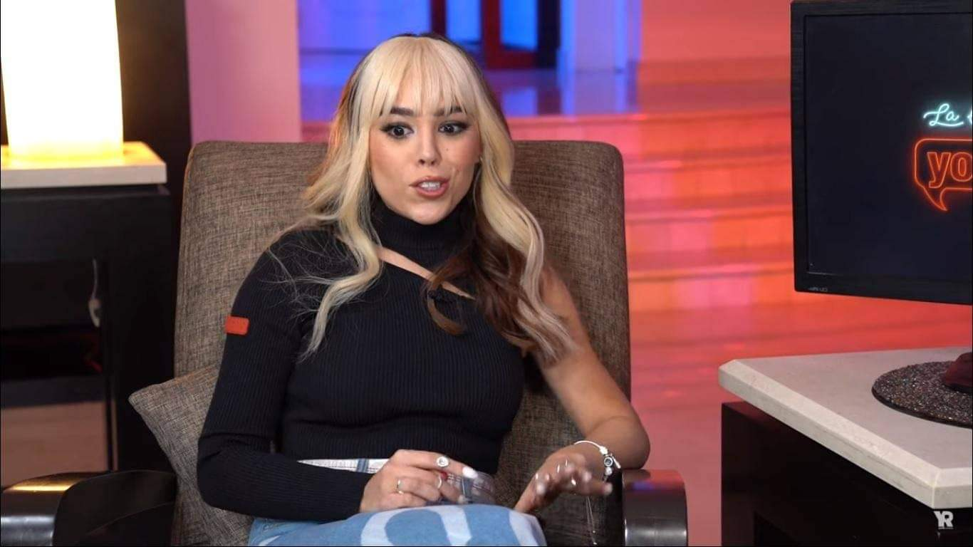 Danna Paola revela que intentaron violarla en España durante las grabaciones de 'Elite'