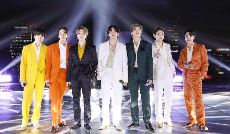 BTS le envía mensaje de consuelo a ARMY tras perder su nominación en los GRAMMYs