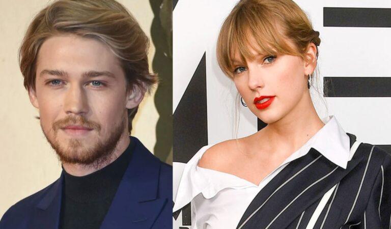 Joe Alwyn defiende públicamente a Taylor Swift de broma sexista en serie Netflix