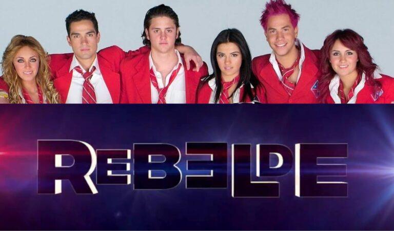 RBD regresa: El remake de 'Rebelde' ya inició sus grabaciones de la mano de Netflix