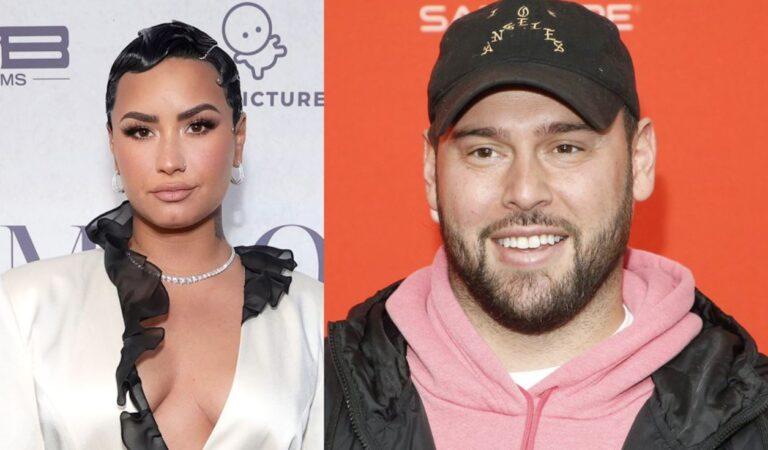 Scooter Braun bajo fuego por no promocionar a Demi Lovato lo suficiente, reclaman fans